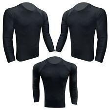 Primer traje de surfista Chaleco Mma corriendo Grappling Ufc Top T camisa para hombre Boxeo Negra