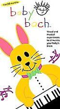 Baby Bach [VHS], Very Good VHS, Sierra Clark, Aspen Clark,