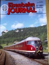 Eisenbahn Journal 9 1991 Lokomotive Der Munchner