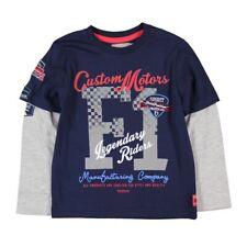 Niños Camiseta F1 Mangas Largas von BOBOLI TALLA 98 104 110 116 128 140 152 164