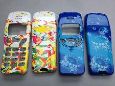 TELEFONO cellulare fascia / Alloggiamento / COPERCHIO E TASTIERA PER NOKIA 3210 - 2 PESCI Designs