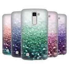 OFFICIAL MONIKA STRIGEL FROZEN GLITTER HARD BACK CASE FOR LG PHONES 3