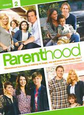 Parenthood: Season 1 & 2 (DVD, 8-Disc) 2 SEASON LOT  w/ box and slipcovers