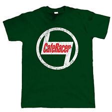 CAFE Racer Classic Biker t shirt-Vintage moto-regalo di compleanno per Lui Dad