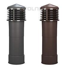 alfawent sanitärentlüfter 150mm Cubierta Para Lluvia Tapón de tiempo