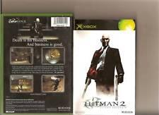 HITMAN 2 SILENT ASSASSIN XBOX/x box