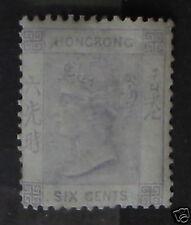 Hong Kong stamp #12 mint OG NH F signed