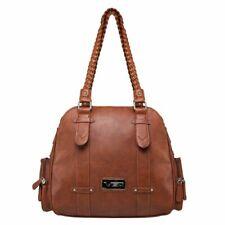 Vism Concealed Carry Braided Shoulder Bag
