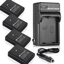EN-EL14a Battery &Charger for Nikon D5500 D5300 D5200 D5100 D3300 D3200 D3100 Df