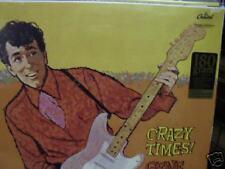 GENE VINCENT CRAZY TIMES CAPITOL RECORDS T-1342  180 Gram Audiophile Vinyl LP