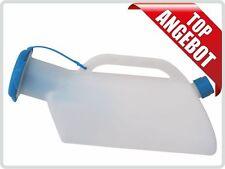 Urinflasche *UROLIS*, 2 Liter, milchig, autoklavierbar, auslaufsicher  *NEU+OVP*