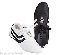KWON ® Chosun Plus TKD Schuhe Taekwondo Kampfsport Kampfsportschuhe weiß schwarz