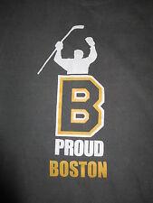 "Players Sports Bar ""PROUD"" BOSTON BRUINS (LG) T-Shirt"