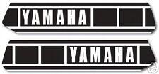 1980 YAMAHA IT125 FUEL TANK VINTAGE DECALS