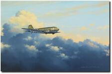 D-Day Dakota by David Poole - DC-3/C-47/R4D/Dakota - Aviation Art Print
