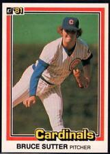 1981 Donruss Baseball - Pick A Player - Cards 401-600