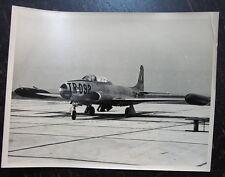 REPUBLIC TUNDERJET, T33A,