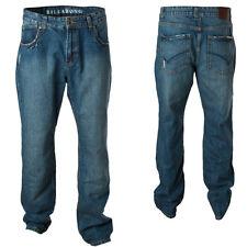 Men's Boys Billabong The Point Denim Jeans Pants LIght Blue Vintage Wash Size 28