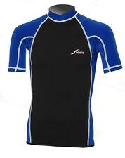 ScubaTec Neopren-Lycra Shirt Thermoshirt zum Tauchen Surfen Kiten