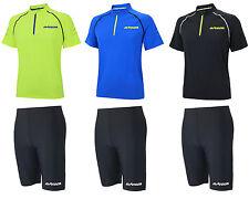 airtracks FUNCIONES laufset: Pantalones Running tght corto Pro Air + Camiseta