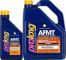 Prolong AFMT Metal Treatment