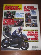 MOTOSPRINT 2001/10 GUIDA AL MOTOMONDIALE SUPERBIKE @@