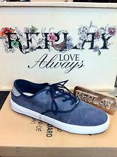 Replay Herrenschuhe Freizeitschuhe Pasadena Schuhe Shoes Sneaker Blau