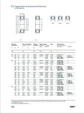 Bearing 62308 single row deep groove ball, 40-90-33 mm (choose type, tier, pack)