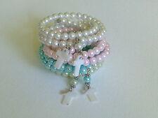 The Magdalene wire wrap charm bracelet