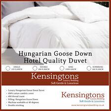Kensingtons® Luxury Hungarian Goose Down Duvet Summer Togs 4.5 10.5 In All Sizes