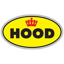 HOOD car sticker  rat hood