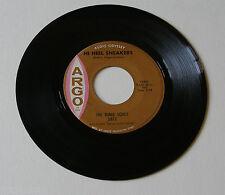 The Three Souls 1964 Argo 45rpm Hi Heel Sneakers b/w Dangerous Dan Express Lat
