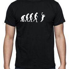 Evolución de baloncesto Camiseta T Shirt Xl Xxl Xxxl neto Stand Dormitorio Bola Sox