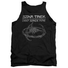 Star Trek Ds9 Station Mens Tank Top Shirt