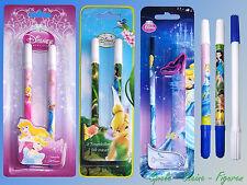 Tintenkiller, Tintenlöscher o. kl. Schreibset, Disney Princess Fairies, Lineal