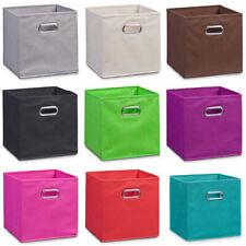 Aufbewahrungsbox Stoff Korb Vlies Box Kinder Schrankbox Kiste Aufbewahrungskiste