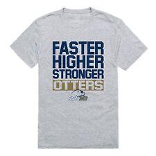 California State University Monterey Bay Otters NCAA Logo Workout T-Shirt S-2XL