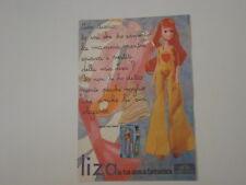 advertising Pubblicità 1974 BAMBOLA LIZA EFFE FRANCA