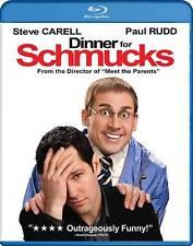 DVD: Dinner For Schmucks [Blu-ray], Various. Very Good Cond.: Various