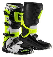 GAERNE SG-10 Bottes Motocross Enduro Tout terrain MX SG10 Blanc Jaune Noir