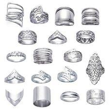 Ring Armreif Stil Antik orientalisch oder Griechisch Sterling Silber Modell