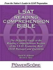 PowerScore LSAT Reading Comprehension Bible 2016 Edition