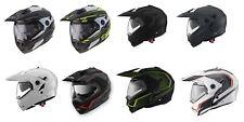 Caberg Tourmax Motorcycle Motorbike Adjustable Chin Ventilation Helmet