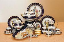 Tee/Kaffee/Tafelservice,Handarbeit,Handbemalt,Serie Gracia,Tschechische Republik