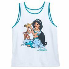 Disney Store Aladdin - Princess Jasmine Ringer Tank Top Womens Size L XL 3XL 4XL