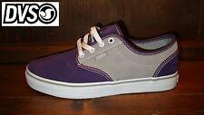Scarpe da skateboard DVS Rico CT men's skate street sneakers shoes purple grey