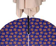 American Bald Eagle Blue Outdoor Waterproof Tablecloths w/zipper& Umbrella Hole