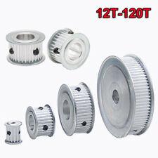 3M 12T-120T Timing Belt Pulley Synchronous Wheel Gear For 15mm Width Belt New