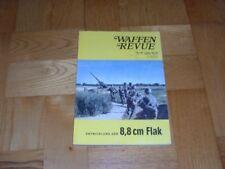 WAFFEN REVUE 28/78  --  8,8 cm-FLAK/Öst. Armeerevolver M 98/Schalldämpferpistole