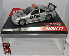 """NINCO 50261 SLOT CAR MERCEDES CLK DTM 2 SAFETY CAR""""  MB"""